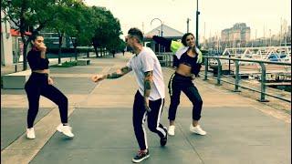 Runaway - Sebastian Yatra, Daddy Yankee, Natti Natasha, Jonas Brothers   Marlon Alves Dance MAs