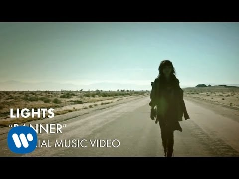 "LIGHTS - ""Banner"" Official Music Video"