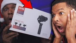 What comes in Crane M2 Box ? UNBOXING