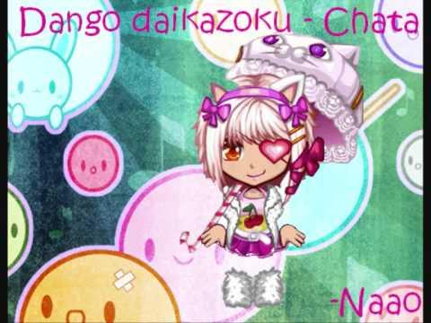Chata - Dango Daikazoku (By NaoPichu)