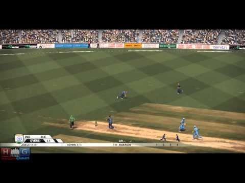 Don Bradman Cricket 14   India vs New Zealand   Alcatraz vs mafia97