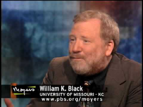 BILL MOYERS JOURNAL | William K. Black | PBS