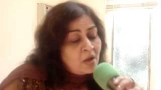 Dil Diwana Bin Sajna Ke-karaoke sang