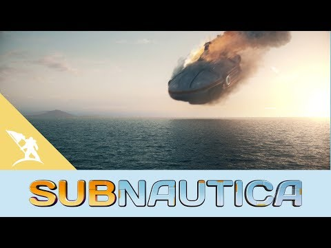 Subnautica Cinematic Trailer