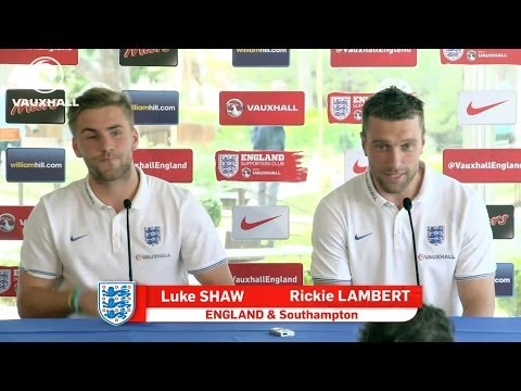 Lambert & Shaw: 'A dream come true' | Press Pass