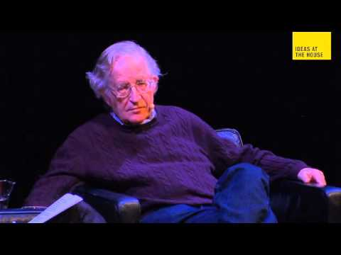 Noam Chomsky - Problems of Knowledge & Freedom (Ideas at the House)