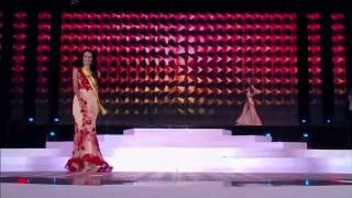 Delia Monica Duca - Miss Romania at Miss Grand International 2014
