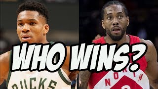 Bucks vs Raptors Eastern Conference Finals Prediction