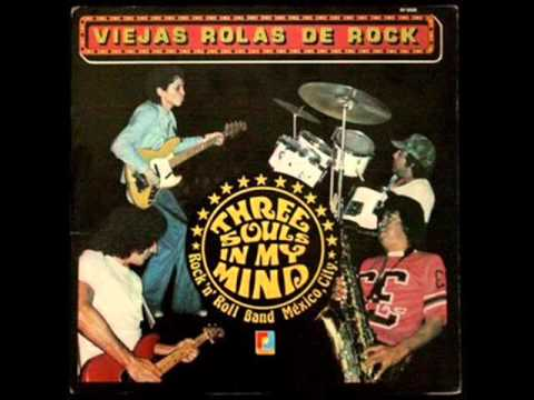 three souls in my mind - inyecciones de rock