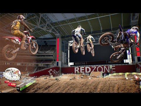 GALAXY | Supercross Video game EP: 13