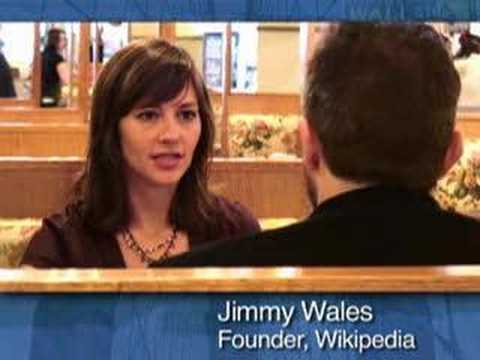 Wallstrip Chat - Jimmy Wales