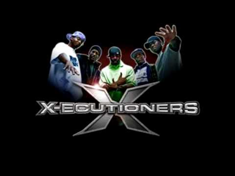 The X Ecutioners - Let me Rock