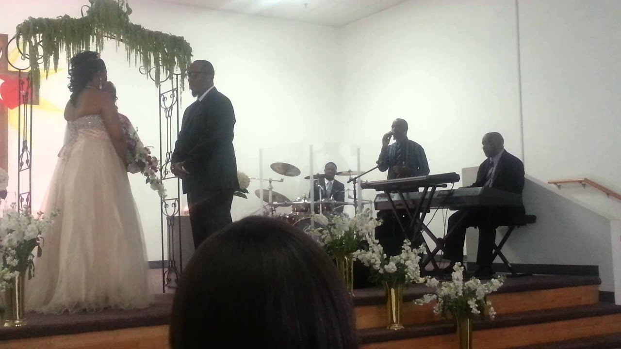 Beautiful Wedding Song Brother Singing For His Sister