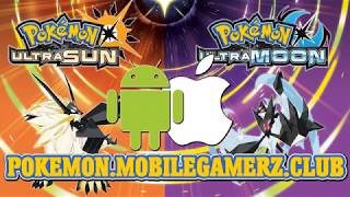Play Pokemon Ultra Sun And Moon On Android & iOS - Download Pokemon Ultra Sun And Moon APK/iOS 2018
