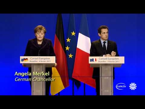 Merkel and Sarkozy steal the limelight at Hungary's EU Energy summit