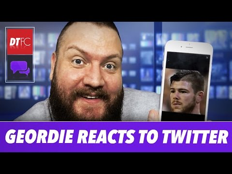 True Geordie Twitter Reacts: 'Europa League Final and England Squad'