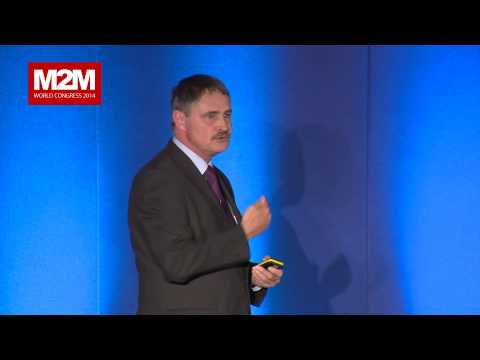 Oracle IoT Platform - Presentation by Geoffrey Morton, Oracle VP - M2M World Congress 2014