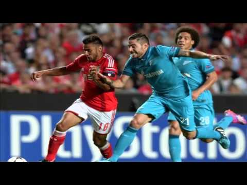 Champions League: Zenit St Petersburg edge out Benfica in Group C