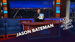 The Late Show With Jason Bateman