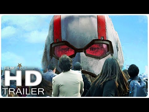 ANT-MAN AND THE WASP Trailer Italiano (2018)