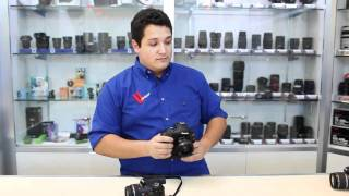 A Quick Hands-On Review with the New Sony a55