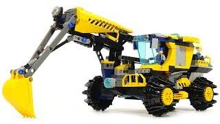 Enlighten Brick kyanite squad 2410 excavator
