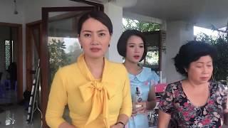 Diễn Viên Ngọc Lan,Phi Phụng,Quang Tuấn,Sam... cổ vũ cho U23 Việt Nam trước giờ G