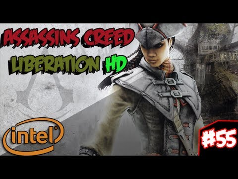 Intel HD Graphics 2000:Assassins Creed Liberation HD