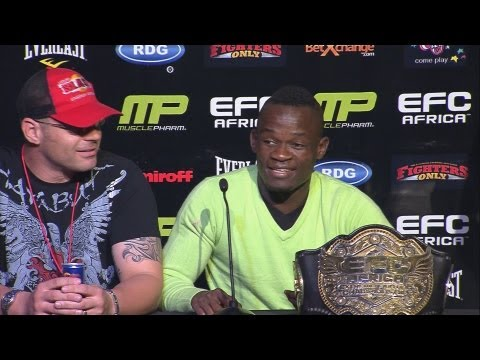 EFC AFRICA 19 : Post Event Press Conference