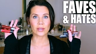 MAKEUP Favorites & Hate it