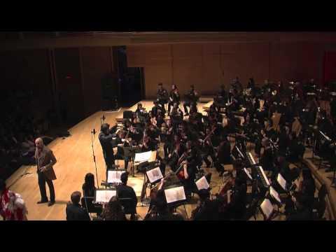 """Puccini, Madama Butterfly: """"Ah Mascordata""""...""""Io scendo al piano""""- Kristofer Sanz, conductor"""