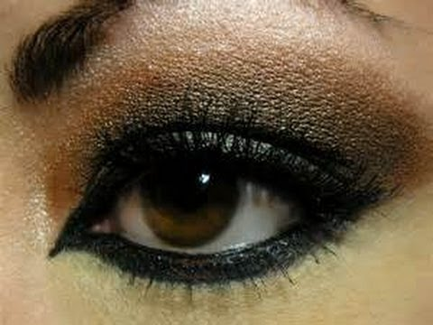 FILMBASH.TV PRESENTS: Style Minute Mila Kunis Smoky Eyes Makeup Tutorial