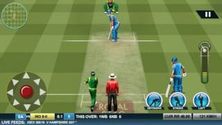 4 ball 22 Run Rohit Sharma fair play fast overIND/vs SA 2017
