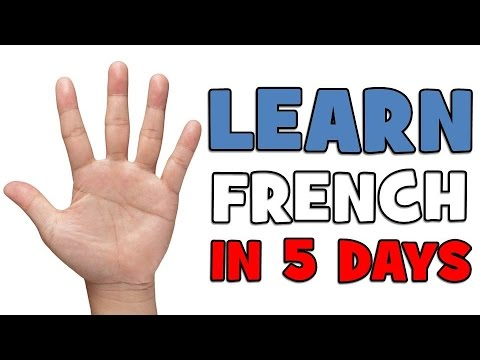 LEARN FRENCH IN 5 DAYS # DAY 2