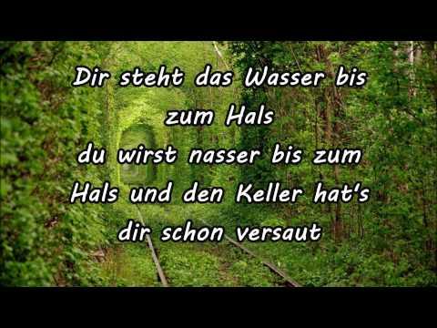 Jennifer Rostock - Wasser Bis Zum Hals