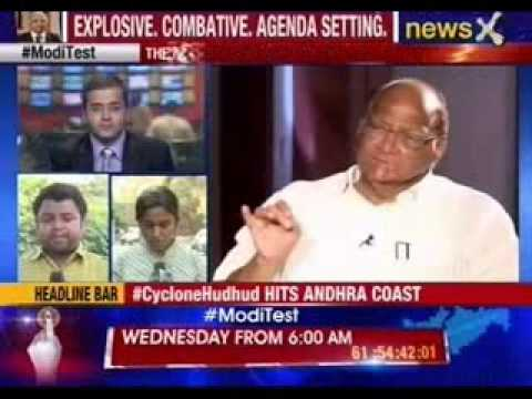 Sharad Pawar exclusive interview on NewsX: PM undermining dignity of PM's post: Sharad Pawar