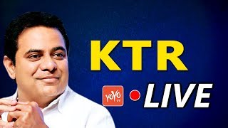 KTR LIVE | TRS Advocates Meeting | Telangana Elections 2018