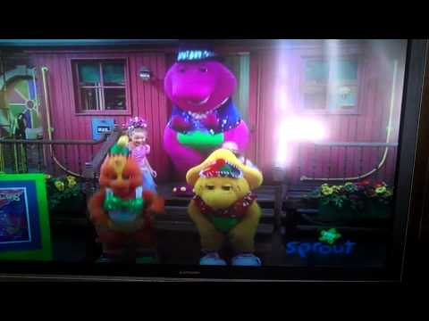 Barney And Friends, Circus Song Hd video