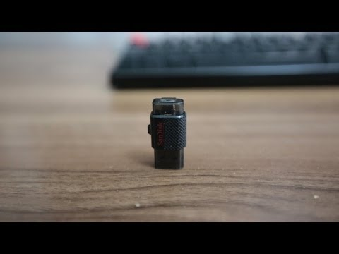 Review: SanDisk Dual USB Drive