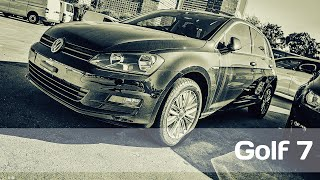 Test-drive New Volkswagen Golf 7 | Тест-драйв Фольксваген Гольф 7