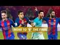 FC Barcelona - Road To Final Copa Del Rey 2017  | All Goals | HD MP3