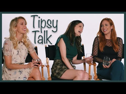Tipsy Talk with Anna Kendrick, Anna Camp and Brittany Snow