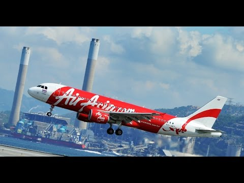 AirAsia Flight QZ8501 goes missing | Second Incidet with Malaysian Airline | 2014