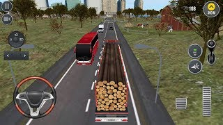 Euro Truck : Cargo Delivery Driving Simulator 3D - Arcade Driving Game