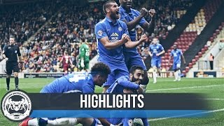 HIGHLIGHTS | Bradford City vs Peterborough United