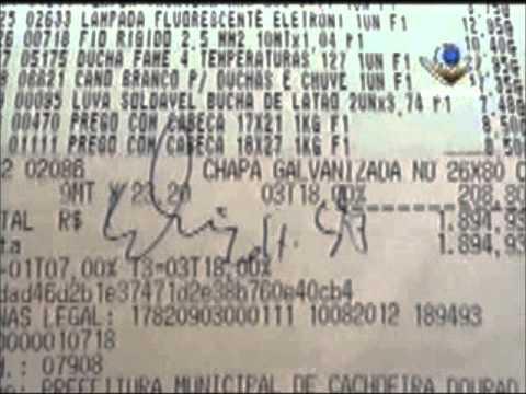 Com cassação do prefeito eleito, Cachoeira Dourada terá nova eleição