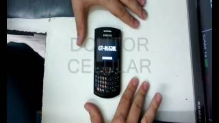 Samsung B6520L - Hard Reset - Desbloquear - Resetar
