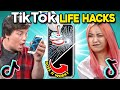 Generations React To & Try TIKTOK LIFE HACKS To See If They Actually Work