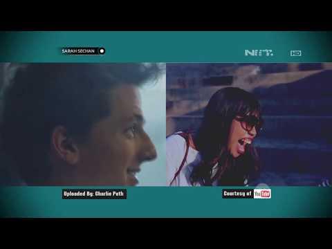 Semua Diam Tanpa Kata Lihat Parodi Audio Klip 'We Don't Talk Anymore' Ala Mumu
