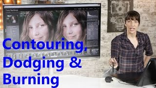 Dodging & Burning in Lightroom: How to Contour a Child's Portrait